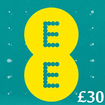 EE £30 TOP-UP