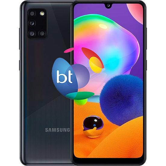 Samsung A31 3 BT Unlock