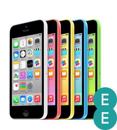 iPhone 5C EE Unlock
