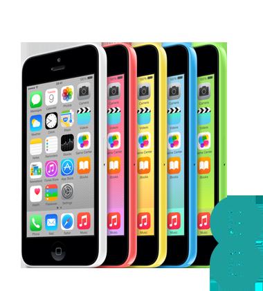 iPhone 5C EE Unlock