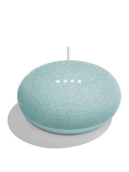 Google Home Mini - Aqua
