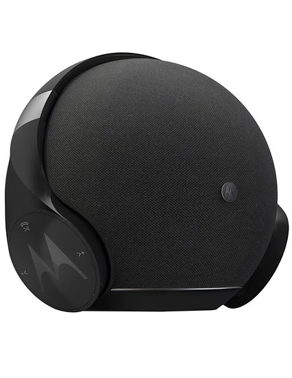 Motorola Sphere 2 in 1: stereo Bluetooth speaker and headphone set, headset and