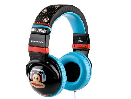 SkullCandy Paul Frank Hesh Headphones