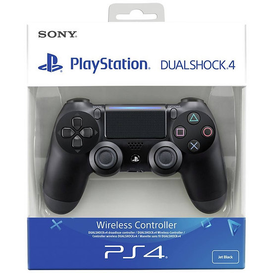 Sony PS4 Official DualShock 4 wireless Controller V2 - Black