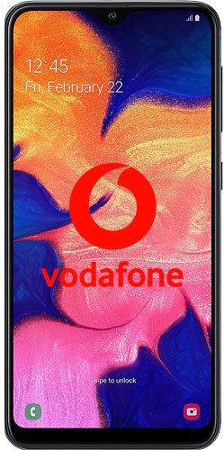 Samsung A10 Vodafone Unlock