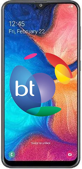 Samsung A20 BT Unlock