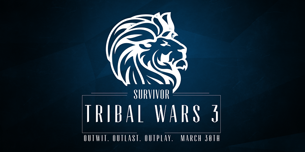 Tribal Wars: Survivor 3