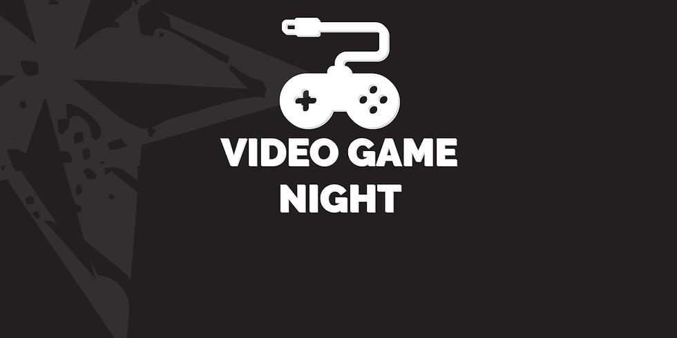 Youth Gamer's Night