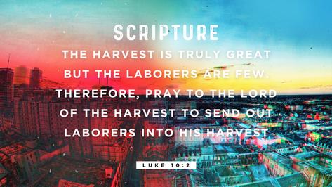 Luke 10:2