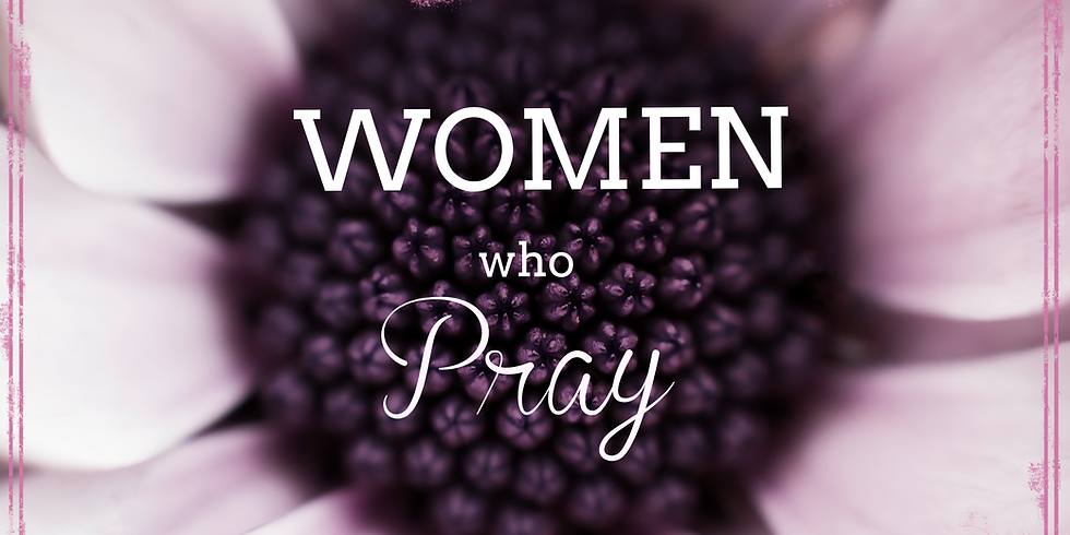Women Who Pray
