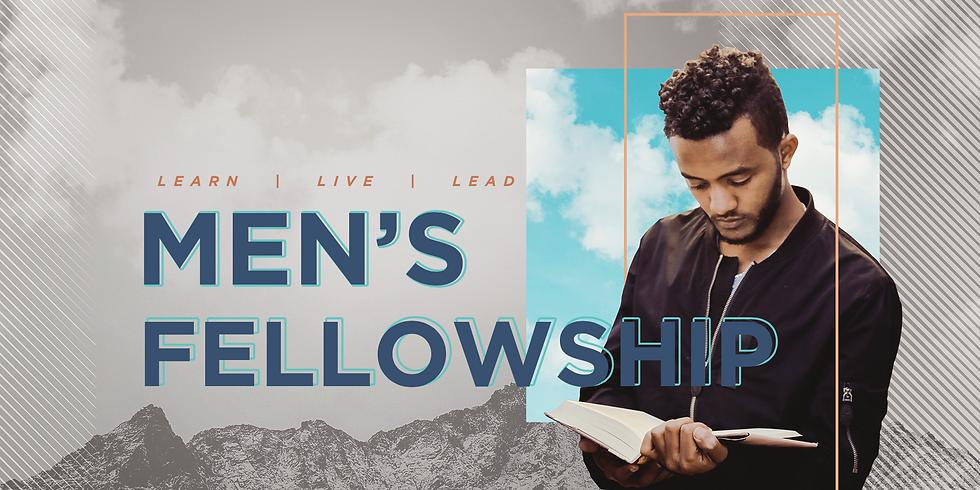 Men's Fellowship @ 8AM, CST