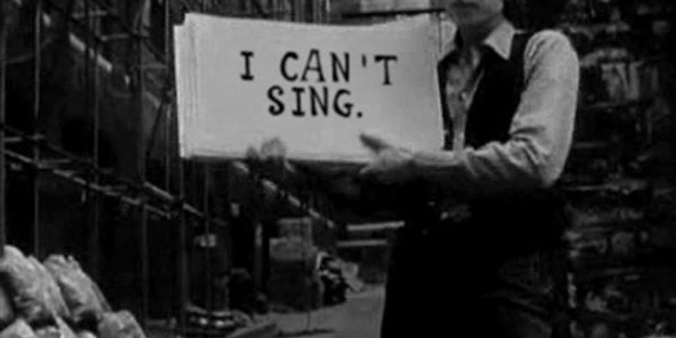 London Vauxhall Tuneless Choir