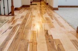 Natural Maple Hardwood