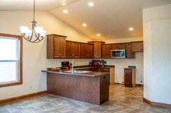 Dinette and Kitchen