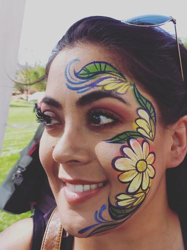 festival face painters