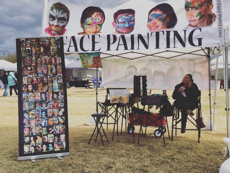 Face Painter Phoenix AZ