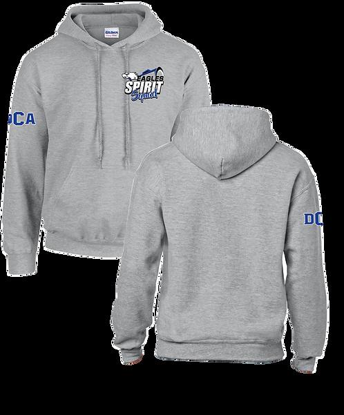Hooded Sweatshirt sans Glitter