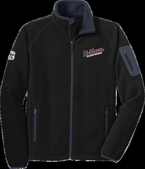Port Authority Enhanced Fleece Full-Zip Jacket