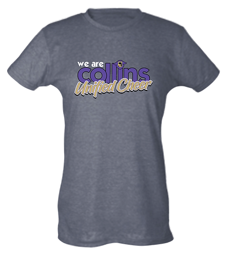 Tultex Poly Rich T-Shirt - Unified Cheer