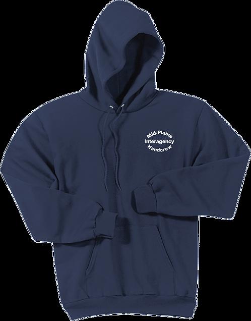 Port & Company Fleece Pullover Hooded Sweatshirt