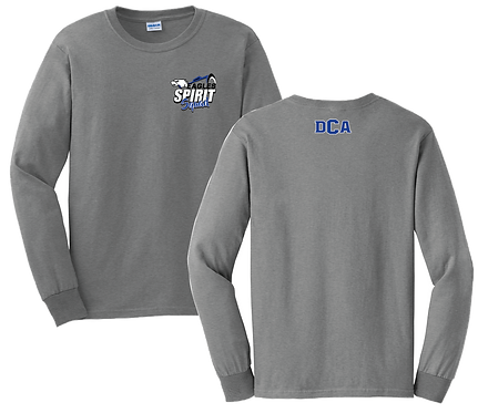 Long Sleeve T-Shirt sans Glitter