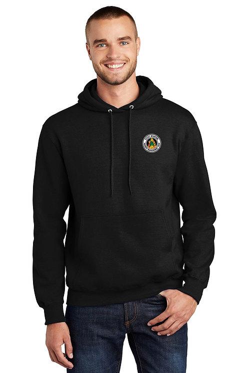 Port & Company Fleece Hooded Sweatshirt