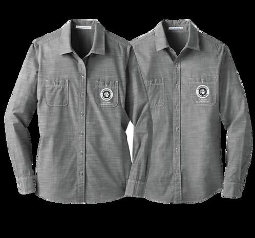 Port Authority Slub Chambray Shirt