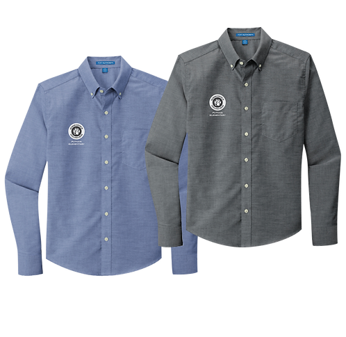 Port Authority Untucked Fit SuperPro Oxford Shirt