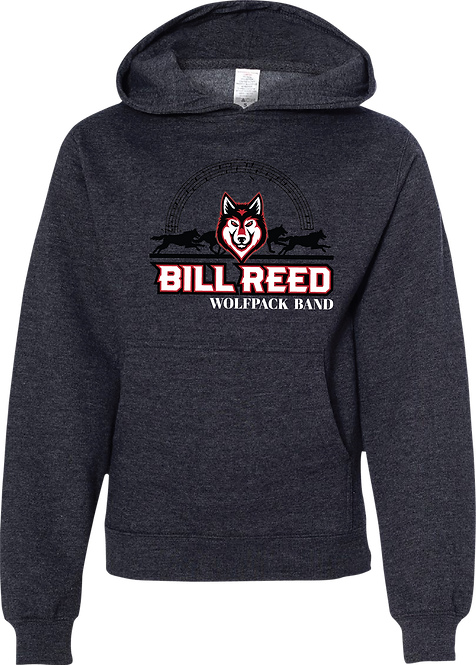 Independent Midweight Pullover Hooded Sweatshirt