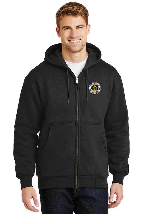 CornerStone Heavyweight Full-Zip Hooded Sweatshirt