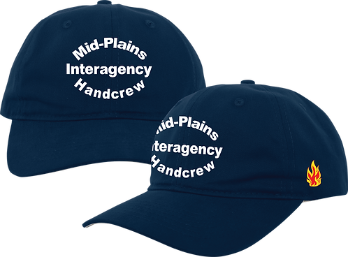 Pacific Headwear Brushed Cotton Twill Hook-and-Loop Adjustable Cap