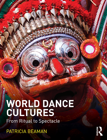 World Dance Cultures front cover