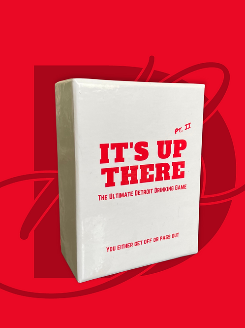 It's Up There! Expansion Pack - Part II (PRE-ORDER)