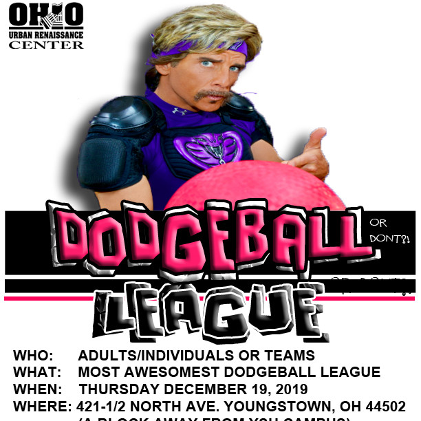 MVSN Co-Ed Adult Dodgeball or Don't League