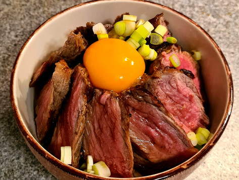 Steak Donburi