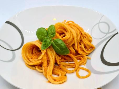 Vegan Ricotta Pasta