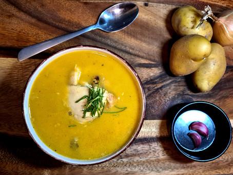 Mamas chicken soup