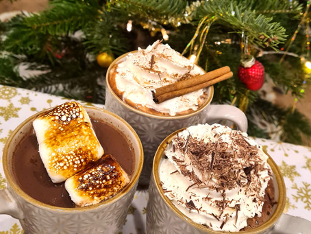 Hot Chocolat 3 ways