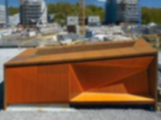 Kvv8 Värtaverket Urban Design