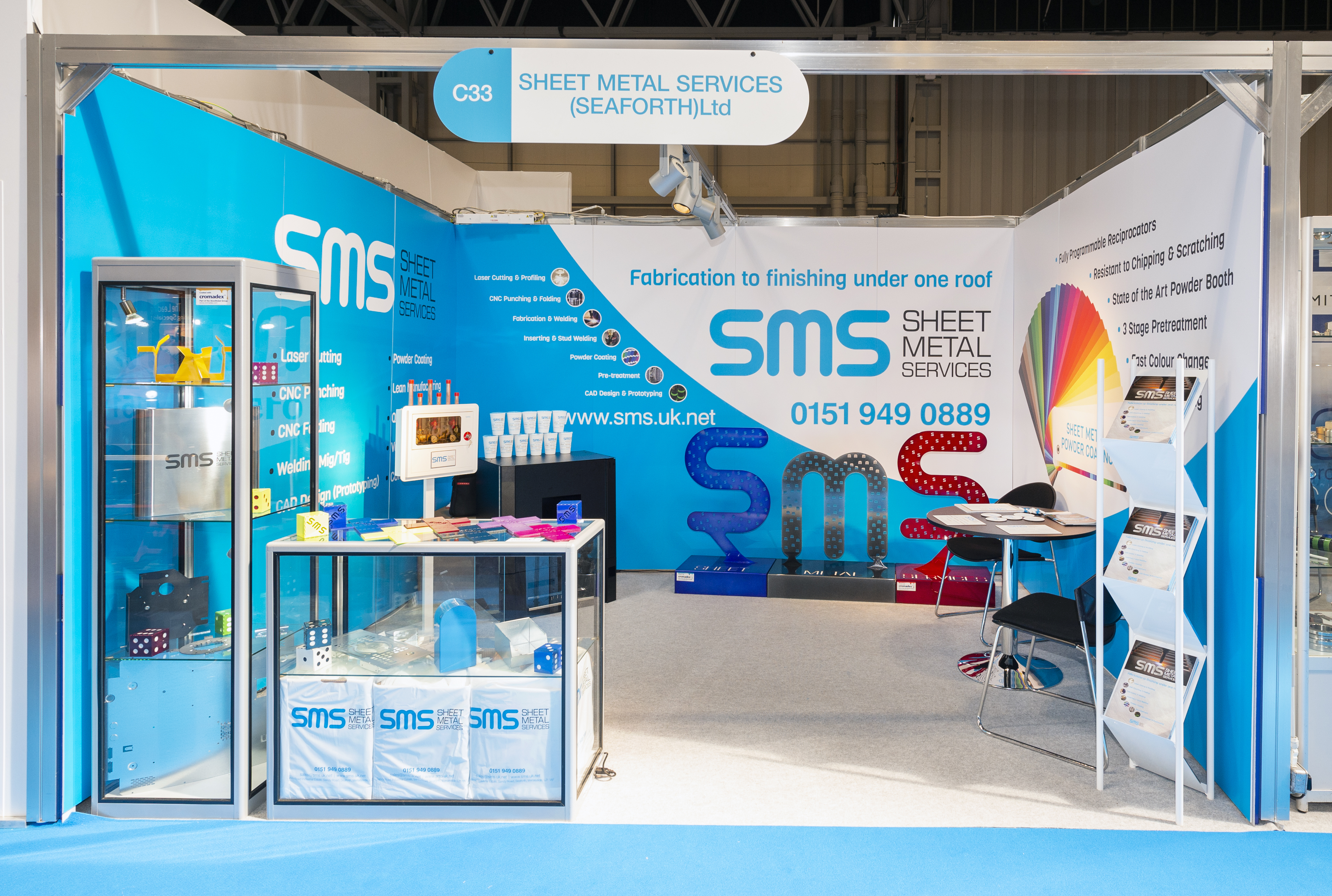 Exhibition Shell Scheme : How to make the most out of your shell scheme exhibition stand