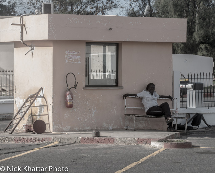 Senegal (ebola or liquor)