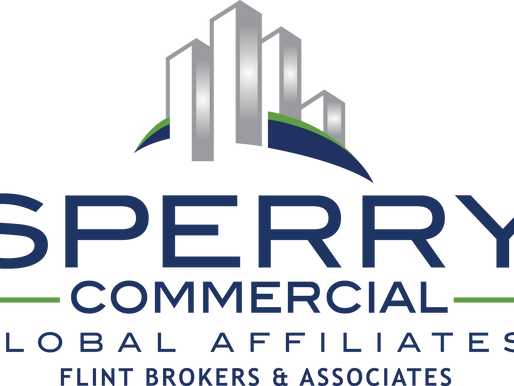 Flint Brokers & Associates is joining forces with Sperry Commercial Global Affiliates