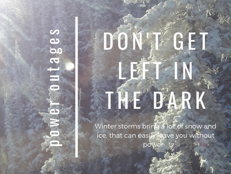 Don't Get Left in The Dark