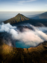 Mount Kelimutu