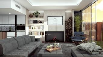 The Trinity Development | Living Area
