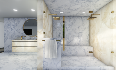 The Onyx Estate | Onyx Shower