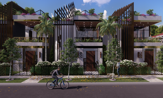The Trinity Development | Front View