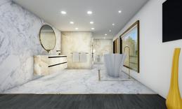 The Onyx Estate | Bathroom
