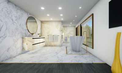 The Onyx Estate | Bathroom