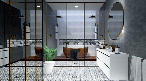 The Trinity Development | Bathroom